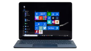 Surface Goのベンチマーク結果をSurface Pro & Laptopと比較!