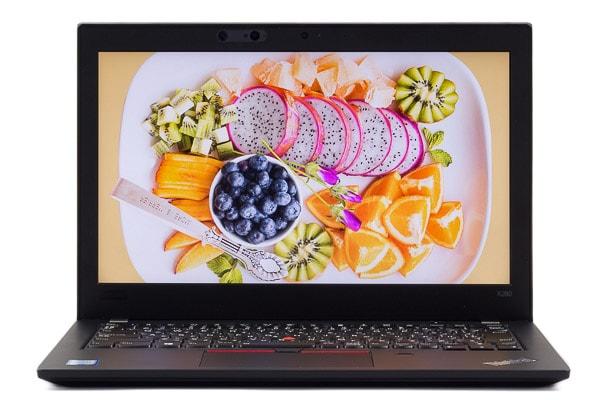 ThinkPad X280 ベゼル幅