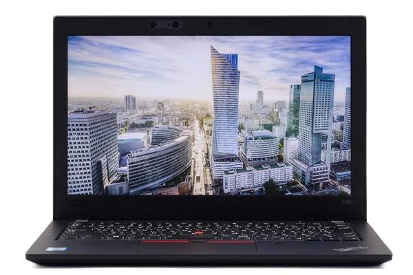 ThinkPad X280 画面の見やすさ