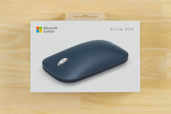 Surface モバイルマウス 外箱