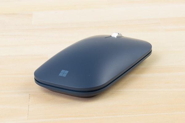 Surfaceモバイルマウス 背面