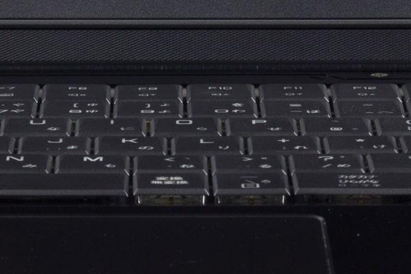 GALLERIA GCF1050TGF-E キーボード