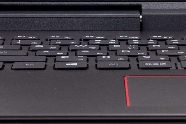 Dell G5 15 キーストローク