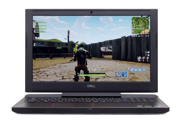 Dell G5 15 暗部の描写