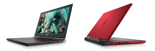 Dell G5 15 本体カラー