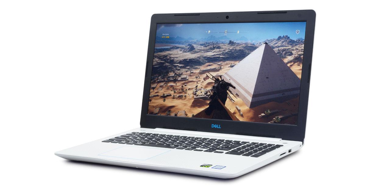 Dell G3 15 プレミアム 性能レビュー