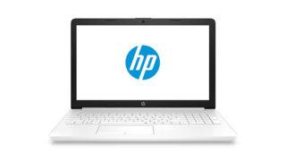 HP 15-db0000:Ryzenモバイル搭載で高コスパな15インチスタンダードノートPC