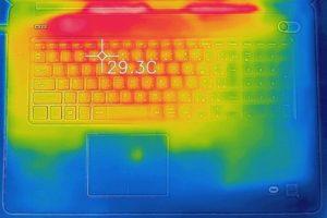Dell G3 17 特徴 15インチよりも冷える