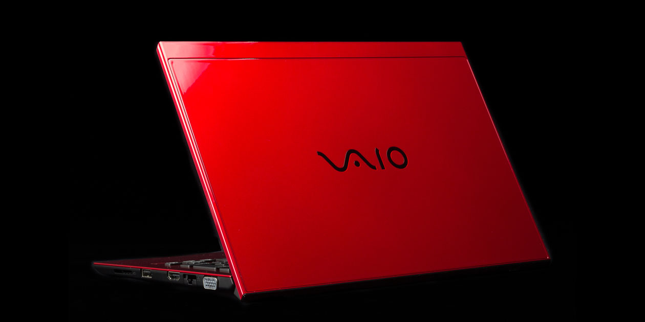 VAIO S11 RED EDITION レビュー