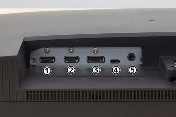 EW3270U インターフェース