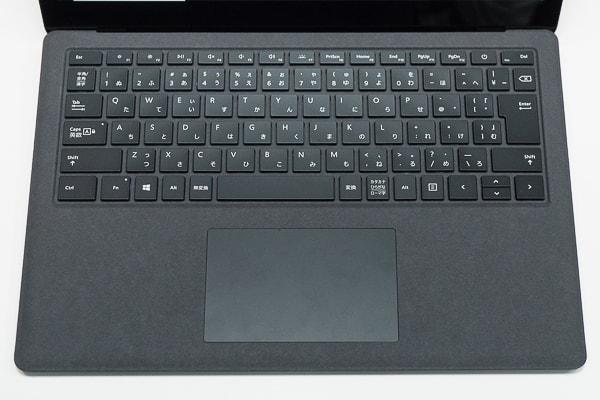 Surface Laptop 2 キーボード