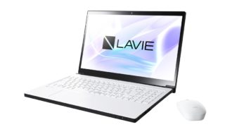 LAVIE Direct NEXT[Note NEXT]2018年モデル:第8世代Hシリーズ対応でCPU性能が大きく向上
