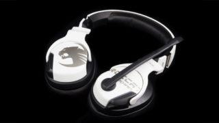 ROCCAT KHAN AIMO レビュー:ホワイトがカッコイイ高音質ヘッドセット