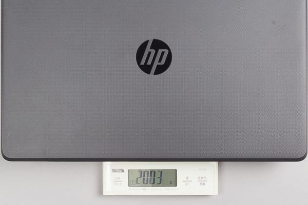 HP 250 G6 重さ