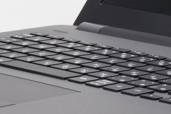 HP 250 G6 タイプ音