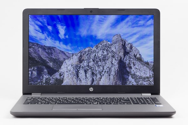 HP 250 G6 本体デザイン