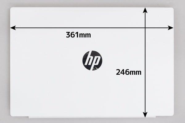 HP Pavilion 15-cs0000 フットプリント