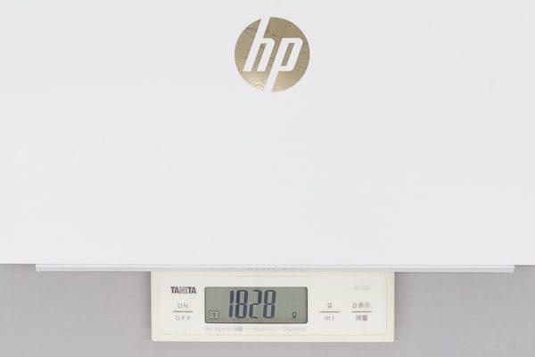 HP Pavilion 15-cs0000 重さ