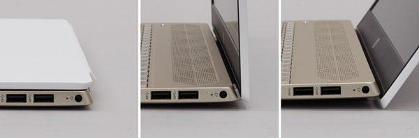 HP Pavilion 15-cs0000 リフトアップ