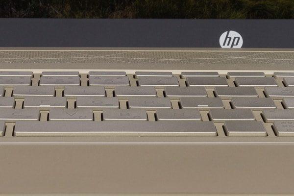 HP Pavilion 15-cs0000 キーストローク