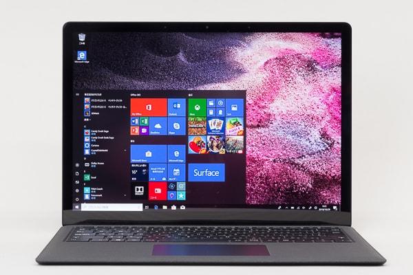 Surface Laptop 2 液晶ディスプレイのスペック