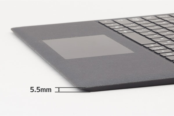 Surface Laptop 2 パームレスト