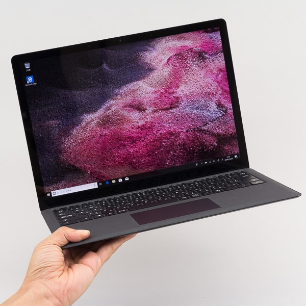 Surface Laptop 2 堅牢性