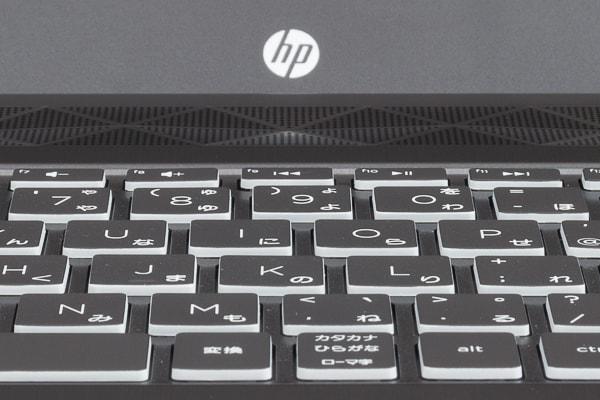 HP Pavilion Gaming 15 タイプ感