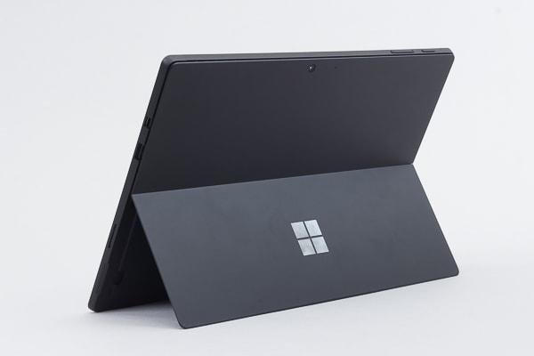 Surface Pro 6 ブラックの本体カラー