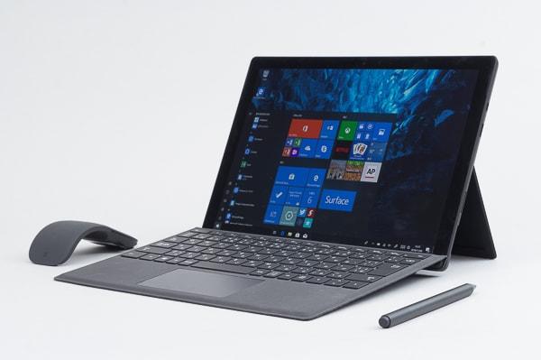 おすすめノートPC Surface Pro 6 ブラックモデル