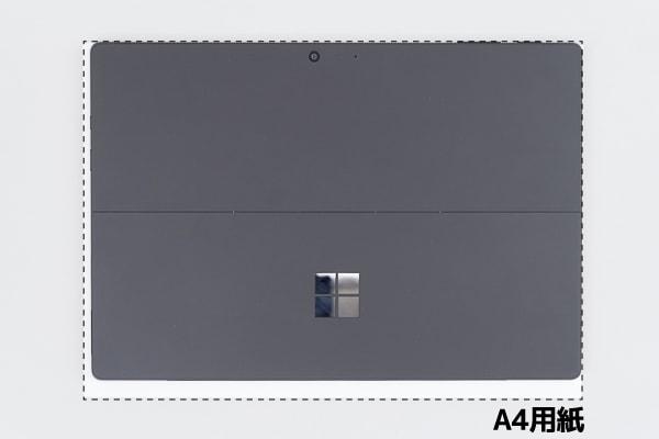 Surface Pro 6 本体サイズ