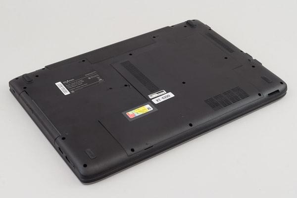 Critea VF-AGKR 底面部のデザイン