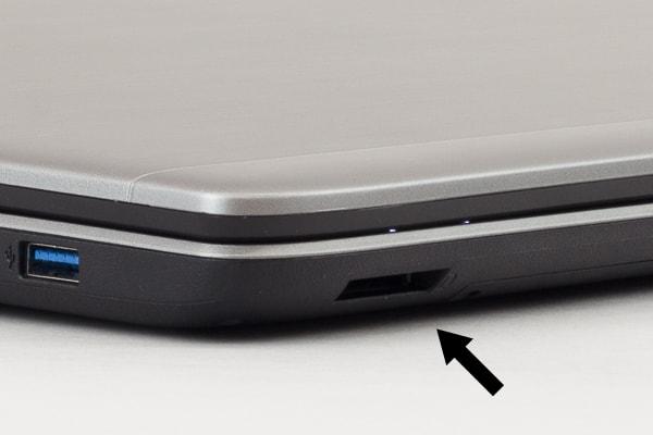 Critea VF-AGKR SDカードスロット