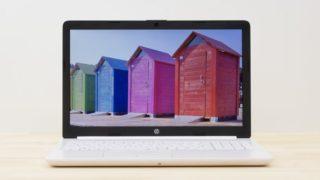 HP 15-db0000 レビュー:フルHDで使いやすい格安15.6インチノートPC