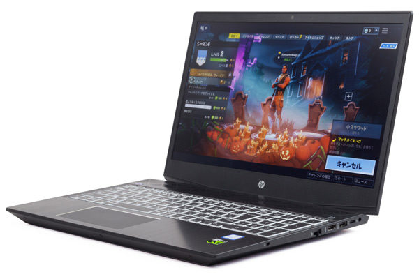 HP Pavilion Gaming 15 スペック概要