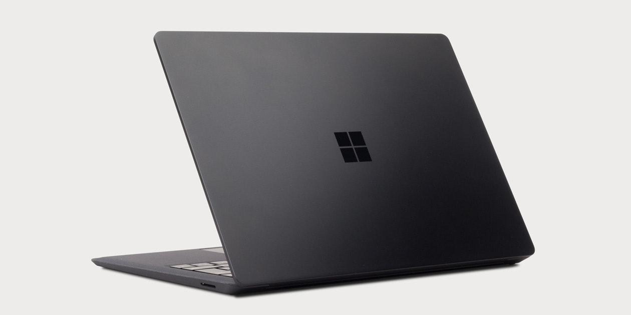 Surface Laptop 2 ブラックモデル レビュー