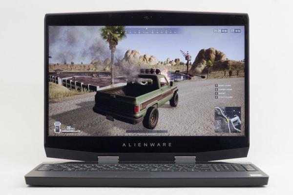 Alienware M15 ベゼル