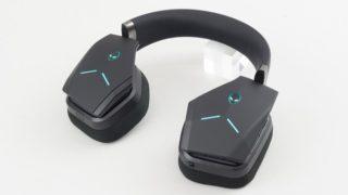 Alienware AW988 レビュー:ワイヤレスが超便利な高音質ゲーミングヘッドセット