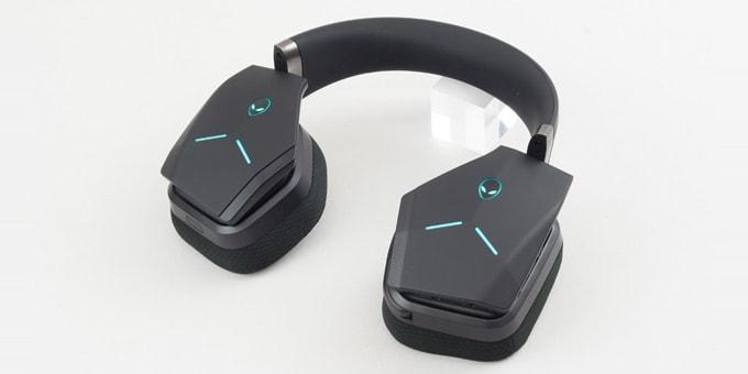 Alienwareワイヤレス・ゲーミング・ヘッドセット AW988 レビュー