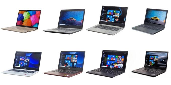 Core i5搭載ノートPCのおすすめモデル