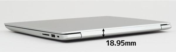 Ideapad 330(14) 厚さ