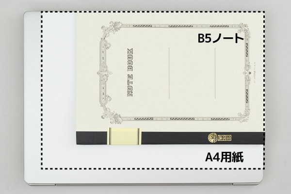 Ideapad 330(14) サイズ感