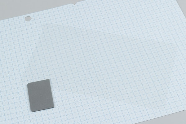 LCD-116W パッケージの中身