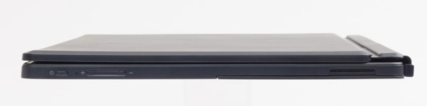dynabook DZ83/J 軽量薄型キーボードの端子類