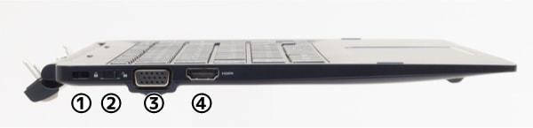 dynabook DZ83/J キーボードドック