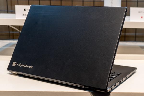 dynabook G(GZ83)展示機レビュー