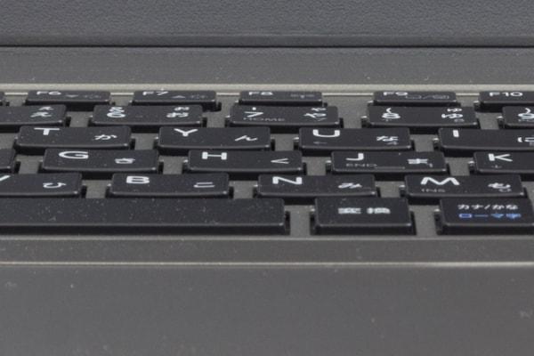 dynabook RZ63 タイプ感