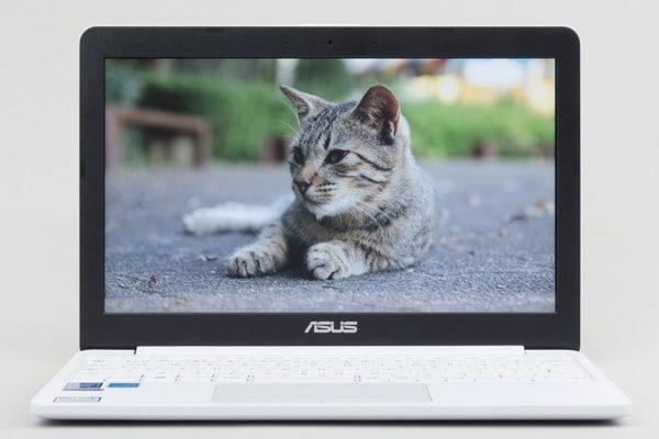ASUS E203MA 映像品質