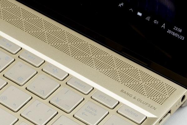 HP ENVY 13-ah0000 スピーカー