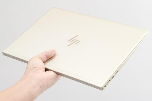 HP ENVY 13-ah0000 小ささ